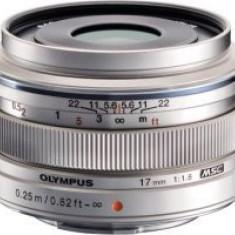 Olympus Obiectiv Foto Olympus M.ZUIKO DIGITAL 17mm 1 1 8 - Obiectiv DSLR