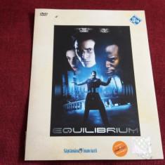 FILM DVD EQUILIBRIUM - Film actiune, Romana