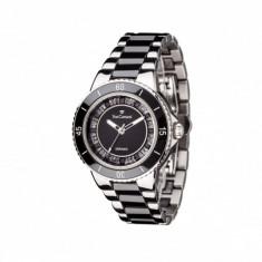 Ceas original Yves Camani Sienne Black/Silver - Ceas dama Yves Camani, Casual, Quartz