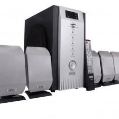 Intex IT4650, sistem 5.1, 80W RMS, Radio FM - Boxe PC