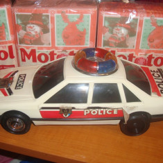 Masina de politie - Masinuta Altele