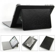 UTOK Husa piele eco UTOK 10111N pentru tablete 9-10 inch, neagra - Husa Tableta
