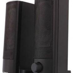 Intex IT-370, sistem 2.0, 4W RMS, negre - Boxe PC