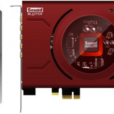 Placa de sunet Creative Sound Blaster Zx, PCI-e - Placa de sunet PC