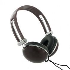 Casti 4World Flavour City 06245, headset, negre - Casca PC