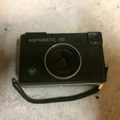Aparat foto cu film AGFAMATIC 50 - Aparate Foto cu Film