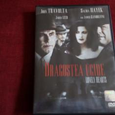 FILM DVD DRAGOSTEA UCIDE - Film actiune Altele, Romana