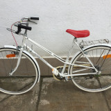 10 Bicicleta Toscana second-hand, Germania R28 - Bicicleta Dama, 20 inch, Numar viteze: 1