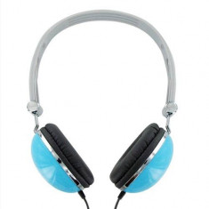 Casti 4World Colors 06530, headphones, albastre - Casca PC