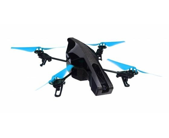 Parrot Drona tip quadricopter Parrot AR.Drone 2.0 Power Edition foto mare