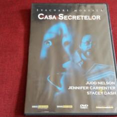 FILM DVDCASA SECRETELOR, DVD, Romana
