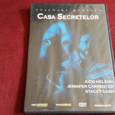 FILM DVDCASA SECRETELOR - Film SF, Romana