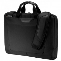 Everki Geanta notebook Everki Agile Slim Briefcase 16 inch - Geanta laptop Everki, Nailon, Negru