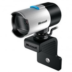 Camera web Microsoft LIfeCam Studio 5WH-00002, 1080p HD, 5 MP, 1920 X 1080, Microfon, Negru - Webcam