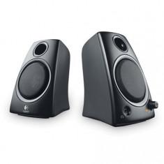 Logitech Z130 - Speaker system 2.0, 5W rms, Volume control - Boxe PC