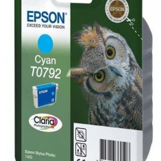 Epson Toner color Epson T0792, Cyan, Claria Ink