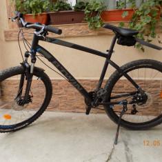 Bicicleta MTB BitWin RockRider 520 - Mountain Bike Rockrider, 27.5 inch, Numar viteze: 24