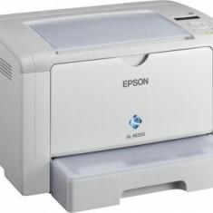 Imprimanta laser Epson WorkForce AL-M200DN, mono A4, 30ppm, duplex, retea - Imprimanta laser alb negru Epson, DPI: 1200, 30-34 ppm