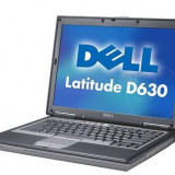 Laptop second hand Dell D630 Core 2 Duo T7500 2.2GHz 2GB DDR2 80GB Sata DVD-RW 14.1 inch port Serial - Laptop Dell