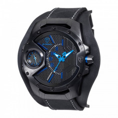 Ceas barbatesc Detomaso Steppenwolf Black Blue, Casual