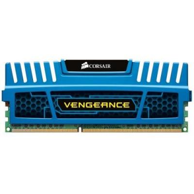 Memorie Corsair Blue Vengeance, 4 GB, DDR3, 1600MHz foto