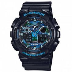 Ceas original Casio G-Shock GA-100CB-1AER - Ceas barbatesc Casio, Sport