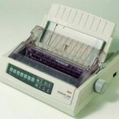Imprimanta matriciala OKI MICROLINE 3390, 24 pini, USB 2.0, alb