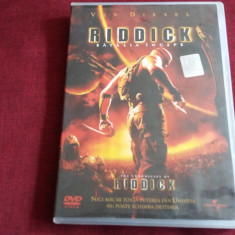 FILM DVD RIDDICK - Film SF, Romana