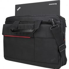 Lenovo PROFESSIONAL SLIM TOPLOAD CASE - Geanta laptop Lenovo, Geanta, 15 inch, Nailon, Negru