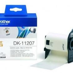 Brother Benzi termice Brother DK11207 pentru etichetatoare - Imprimanta termice
