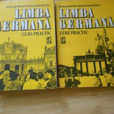 EMILIA SAVIN--LIMBA GERMANA - CURS PRACTIC - 2 VOL. - Curs Limba Germana