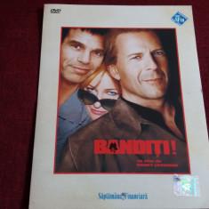FILM DVD BANDITII - Film thriller, Romana