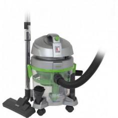 Aspirator ZASS filtrare apa ZVC 06, 1600W, 7, 5l, filtru hepa, gri - Aspirator cu Filtrare prin Apa