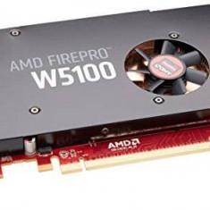Placa video AMD FirePro W5100, 4GB GDDR5, 128-bit - Placa video PC