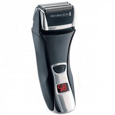 Aparat de barbierit Remington Titanium - X F7800, utilizare fara fir - Aparat de Ras Remington, Numar dispozitive taiere: 2