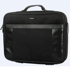 Serioux Geanta notebook Serioux SNC-EL156, 15.6 inch - Geanta laptop Serioux, Poliester, Negru