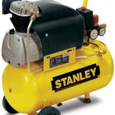 Stanley compresor de aer D210/8/24, 8 Bar, 24 l - Compresor electric