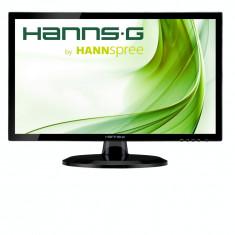 Monitor LED Hannspree HannsG HE Series 247DPB, 16:9, 23.6 inch, 5 ms, negru, 23 inch, 1920 x 1080