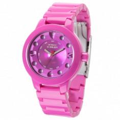 Ceas original Detomaso Scarlata Pink - Ceas barbatesc