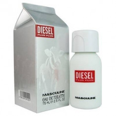 Diesel Plus Plus Masculine Eau de Toilette 75ml - Parfum barbati Diesel, Apa de toaleta