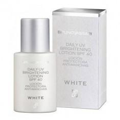 Bruno Vassari Whitening Line Daily Brightening Lotion UV SPF 40 - Crema de corp