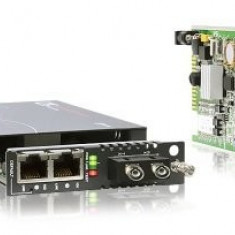 Media convertor CTC Union 20 km 2-port 10/100Base-TX to 100Base-FX, WDMA In-band