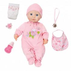 Papusa Baby Annabell cu accesorii, Zapf
