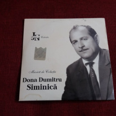 CD DONA DUMITRU SIMINICA - Muzica Lautareasca Altele