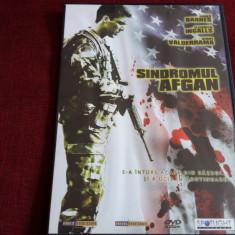 FILM DVD SINDROMUL AFGAN - Film actiune, Romana
