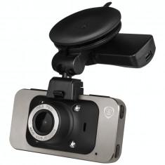 Camera video auto Prestigio RoadRunner 560 cu GPS, Full HD, 3 inch LCD
