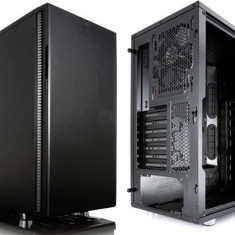 Carcasa Fractal Design Define R5 Blackout Window, Middle Tower, neagra, fara sursa - Carcasa PC