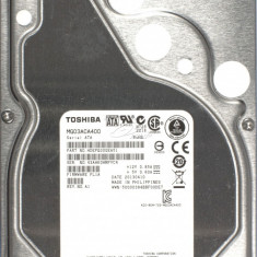Hard disk Toshiba Enterprise Capacity, 4TB, 7200 RPM, SATA 6GB/s
