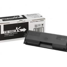 Kyocera Toner Kyocera TK-580K, Negru, 3500 pagini