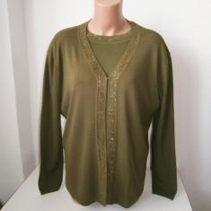 Set compleu dama Justa Woman, marimea L/XL, stare buna! - Bluza dama, Culoare: Din imagine
